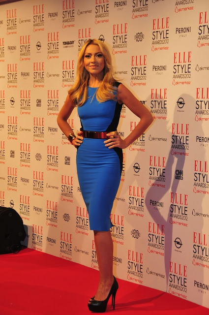 Hadise #ellestyleawards2012#style#fashion