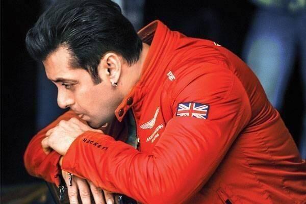 Sallu Aston Martin Racing Jacket Salman Khan Sultan Of Cinema