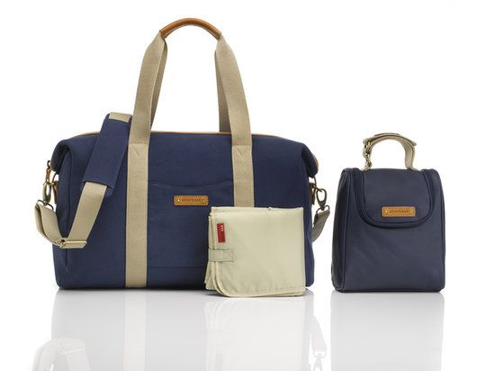 9 Chic Diaper Bags For On-the-Move Moms