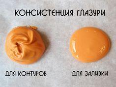 Как испечь и расписать печенье и пряники сахарной глазурью   elle-craft — творчество со вкусом!