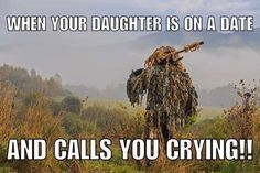 I know this is aimed at fathers but as I am a single mother I can related big time to this...