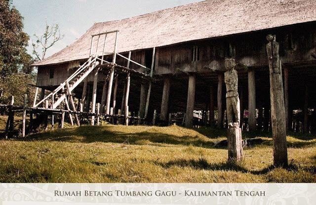 Betang adalah rumah adat khas Kalimantan Tengah yang tersebar di berbagai lokasi di wilayah Kalimantan Tengah dan dihuni oleh orang-orang suku Dayak Ngaju/Oot Danum - terutama mereka yang tinggal di pedalaman - yang biasanya digunakan sebagai pusat pemukiman adat.