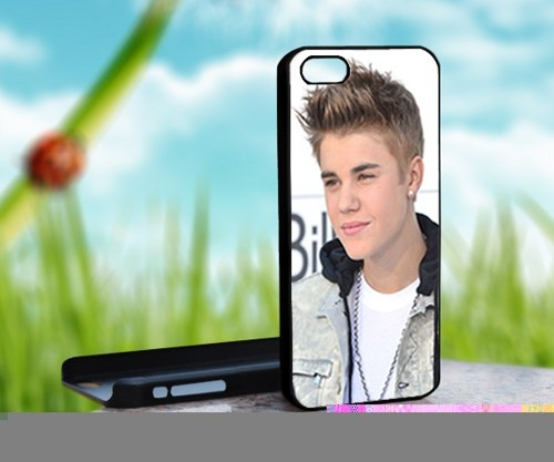 New Justin Bieber Cool - Print on Hard Cover For iPhone 5