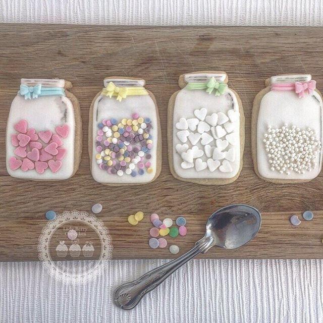 Sprinkle Jar Cookies