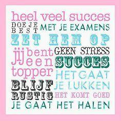 succes examen