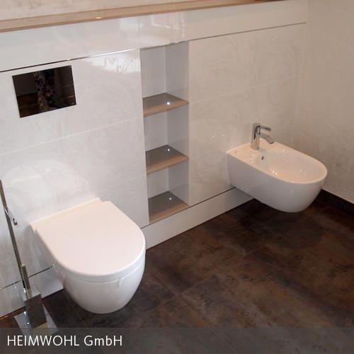 Dusche Im Holzboden Einbauen : Bidet WC Und
