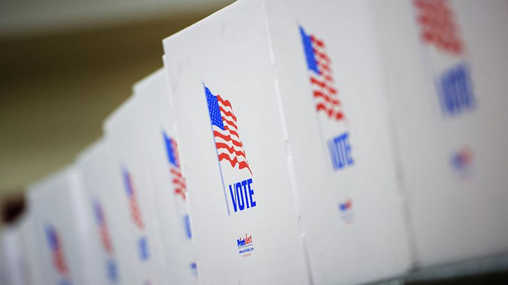 Texans have set a record for early voting in a non-presidential primary election year, the