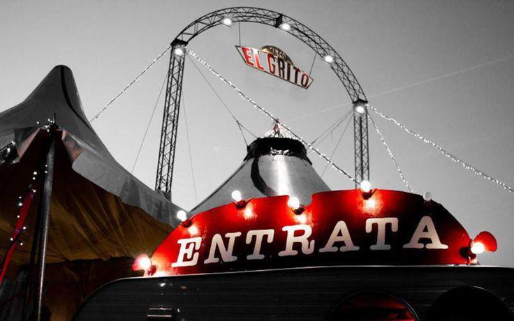 Circo El Grito, Bruxelles, Belgio