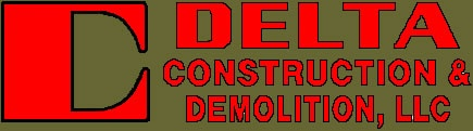 Delta Construction & Demolition  quality Topsoil, Sand, Gravel, and Fill Dirt Delivery needs