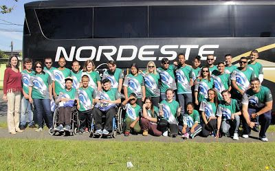 .:Lesoma Portal de Notícias Ponta Grossa e Região: Paraná tem 64 atletas e técnicos nas Paralímpiadas...