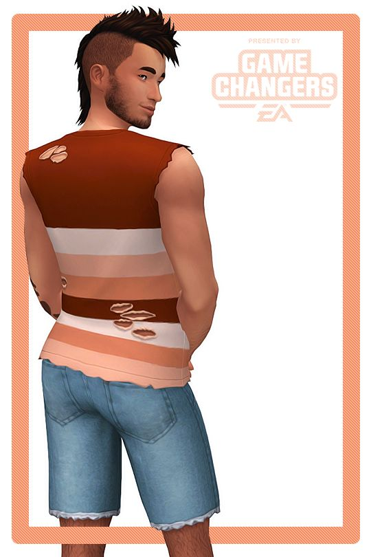 Pin on TS4 Clothes-f