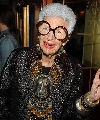 love her glasses