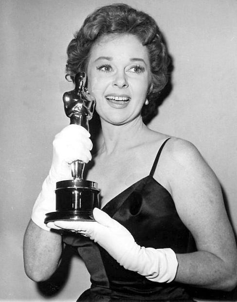 "On her fifth try Susan Hayward took home the Oscar for ""I Want to Live!"""