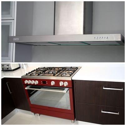 Defy stove and cookerhood https://www.facebook.com/TamsynFowlerInteriors