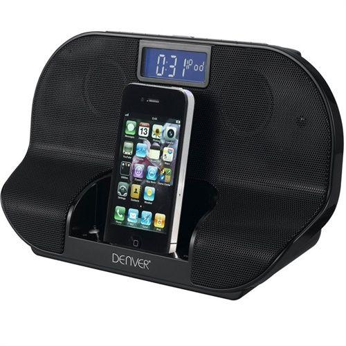 Praktisk klockradio med iPod-dockning och FM-radio fra CDON. Om denne nettbutikken: http://nettbutikknytt.no/cdon-com/