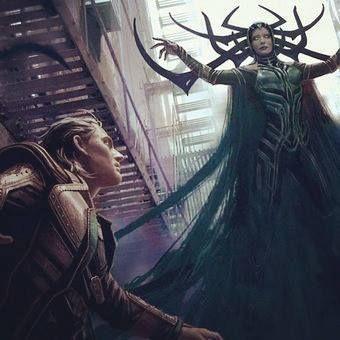 Ragnarok concept art?