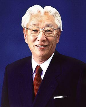 盛田昭夫氏