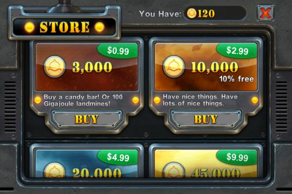 Upgrade shop micro purchasing mobile games - Google Search
