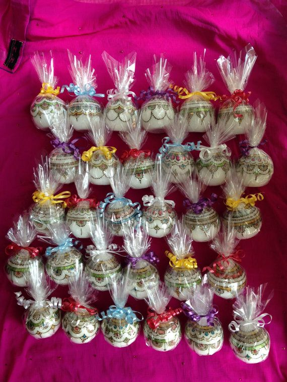Set Of 30 Candles Wedding Table Decor Favours