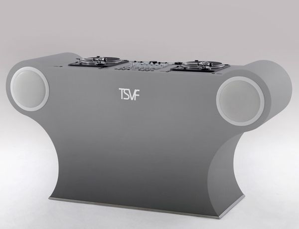 The Sound Vision furniture - Dj Pro