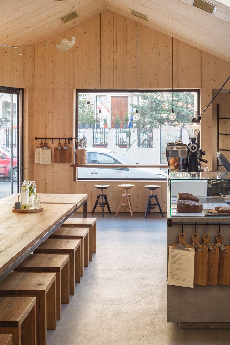 best 20+ wood cafe ideas on pinterest | bakery shop interior, cafe
