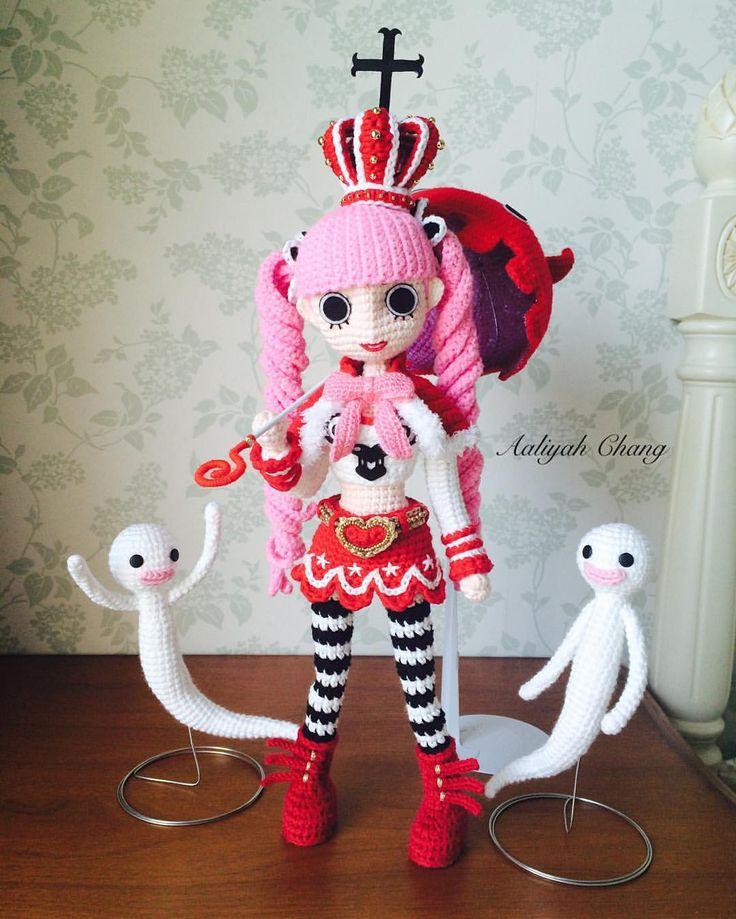 Amigurumi Doll Anime : 17 Best images about ?????? on Pinterest Amigurumi ...