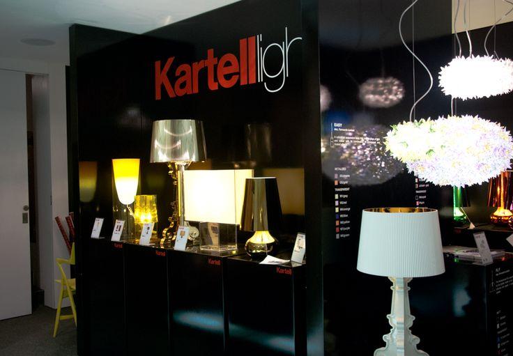 Kartell lights
