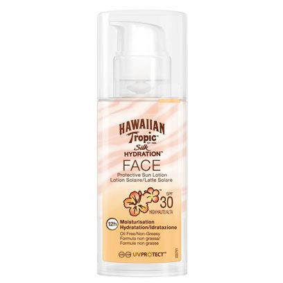 Perfect for drier skin types, fab hydrating facial SPF  Hawaiian Tropic Silk Hydration Face SPF30 | The Best Facial SPF | Editor's Choice | Red Online