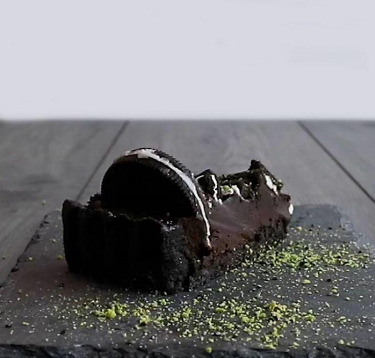 Oreo kuchen heftig