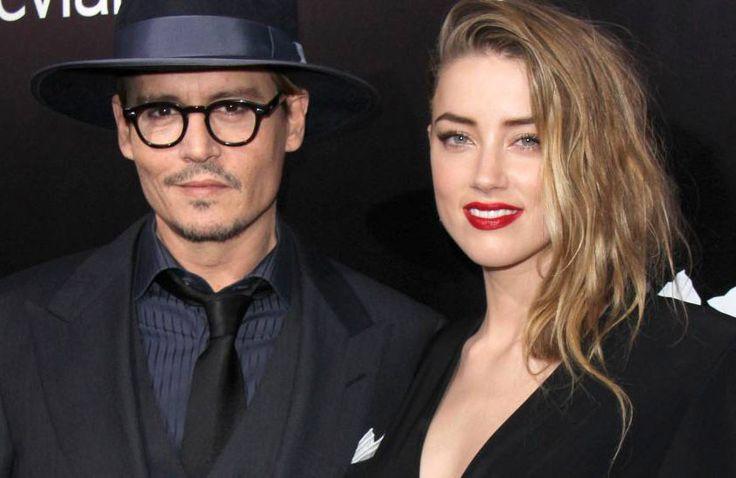 Johnny Depp y Amber Heard - La separación entre estas dos celebridades ha sido una de las más polémicas y escandalosas de la lista
