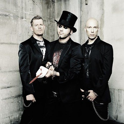 Oomph!  I love this German band.  They do some songs in English too that even my husband likes.  ;)