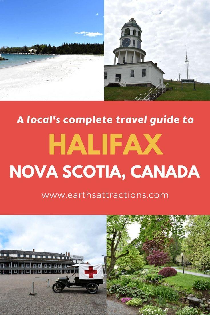 A local's complete travel guide to Halifax, Nova Scotia, Canada