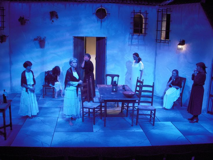 house of bernarda alba pdf