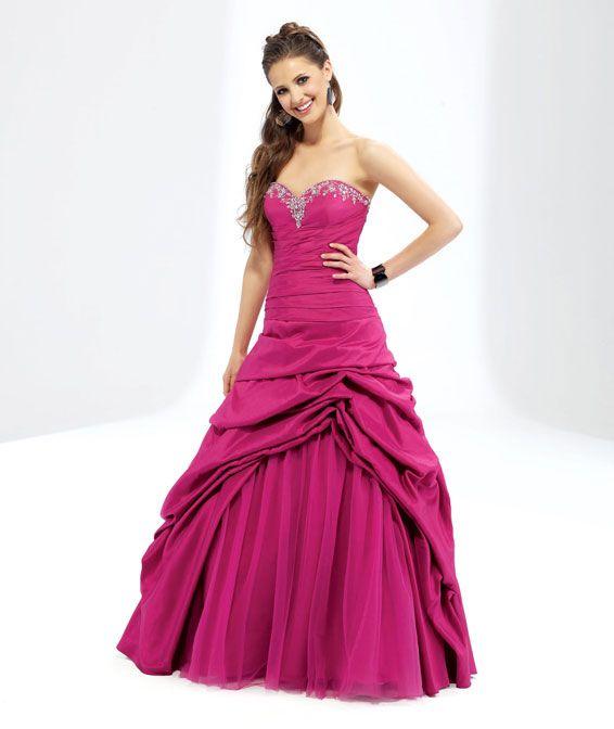 Ball gown sweetheart neck glamorous taffeta home coming dress,wedding dresses rental,wedding dresses rental,wedding dresses rental
