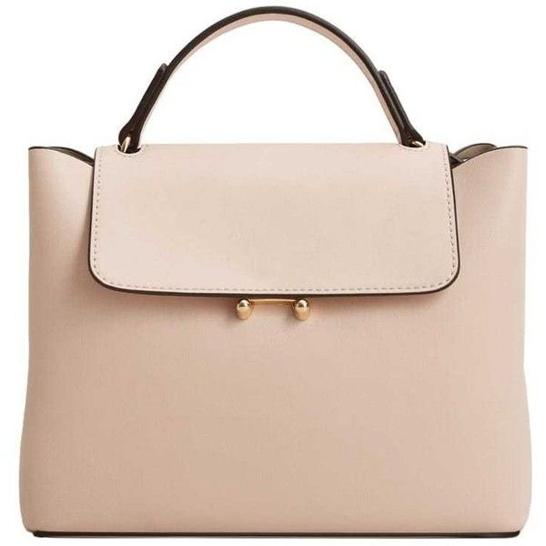 Flap Tote Bag (1970 DZD) ❤ liked on Polyvore featuring bags, handbags, tote bags, purses, totes, pink purse, metallic tote, pink tote, metallic handbags and long strap purse