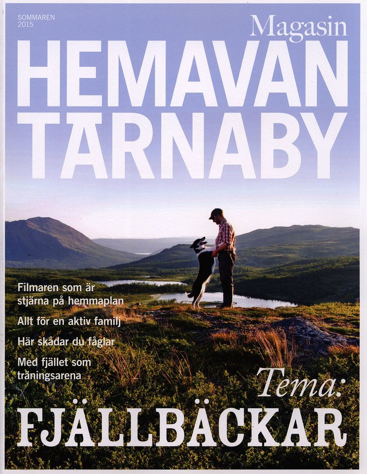 https://flic.kr/p/FuF2Cq | Magasin Hemavan Tarnaby, Sommaren 2015; Storuman municipality, Vasterbotten, Sweden | tourism travel brochure | by worldtravellib World Travel library