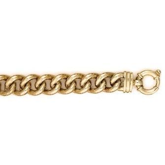 Buy our Australian made 9ct Gold Round Curb Chain - HM-CUR-0008 online. Explore…