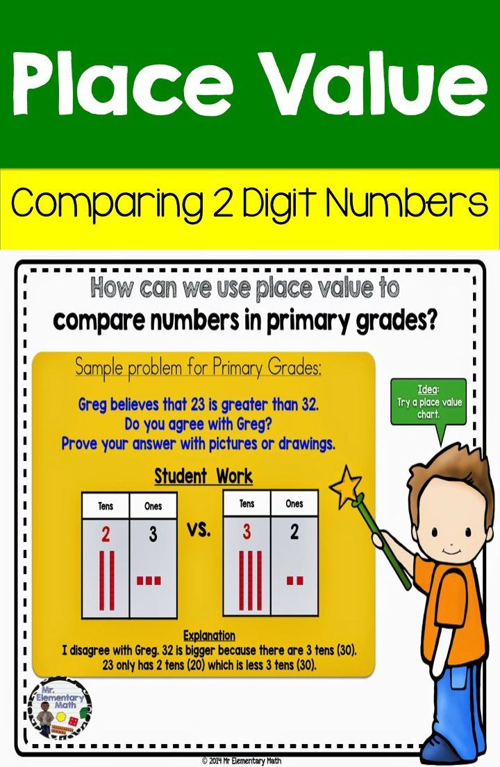 110 best Place Value images on Pinterest | Grade 2, Mathematics and Math  activities