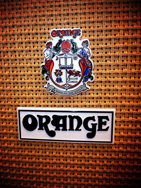 Orange Amplifier, definitely on the list!