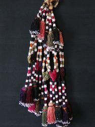 afghanistan-lakai-tribal-glass-beaded-silk-bundle-of-tassels