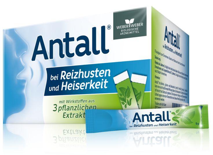Antall® bei Reizhusten und Heiserkeit – design by www.switch-design.de