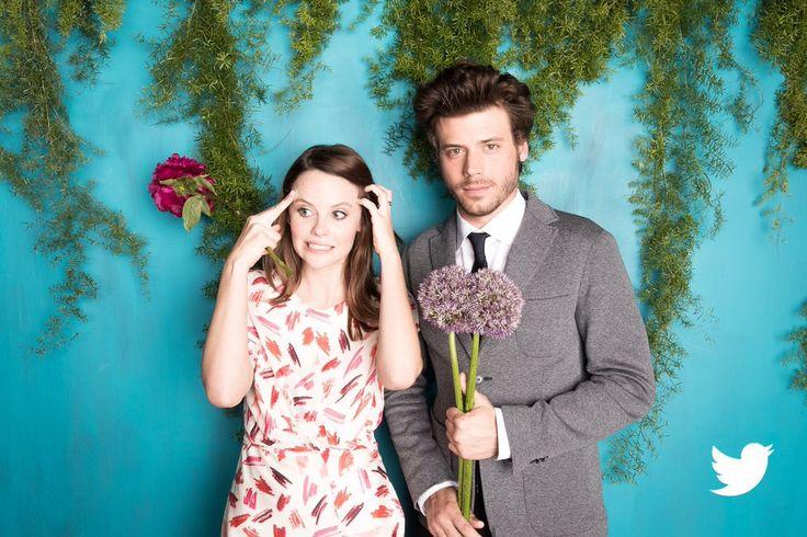 Francois Arnaud et Sarah Ramos - Midnight, Texas