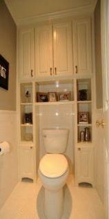 Bathroom shelf above toilet storage ideas spaces 35 Trendy Ideas   – {bathroom} …  – shelves in bedroom