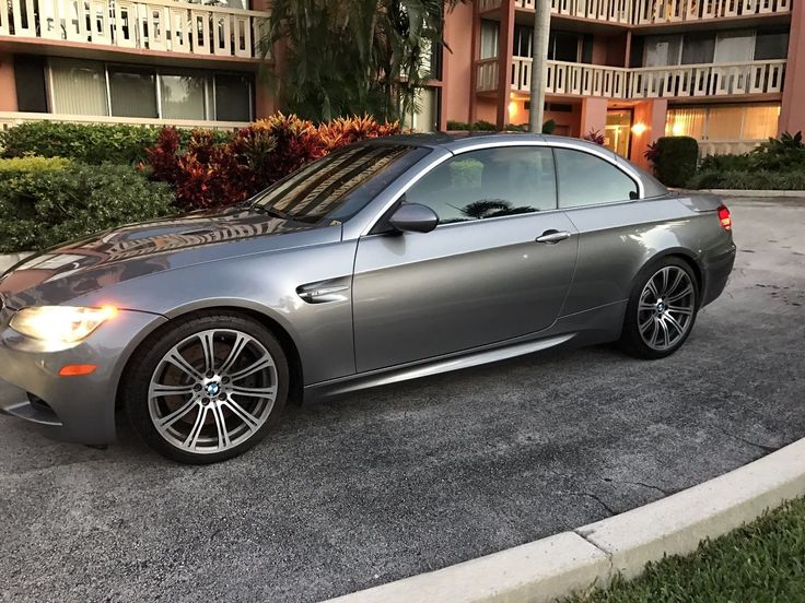 Awesome Amazing 2009 BMW M3 Base Convertible 2-Door 2009 BMW M3 Convertible DCT, All maintenance always completed 2017 2018