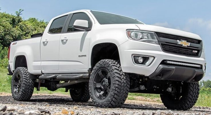 2015 lifted chevrolet colorado