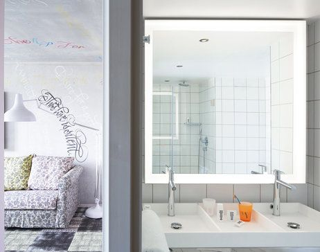 Mama Shelter Marseille | Rooms design by Starck