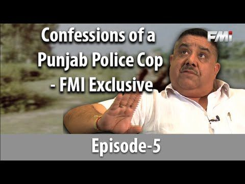 """The """"killer cop"""", Gurmeet Singh Pinky narrates how not only were some top militants caught and eliminated but even petty criminals were killed for money in """"encounters""""."""