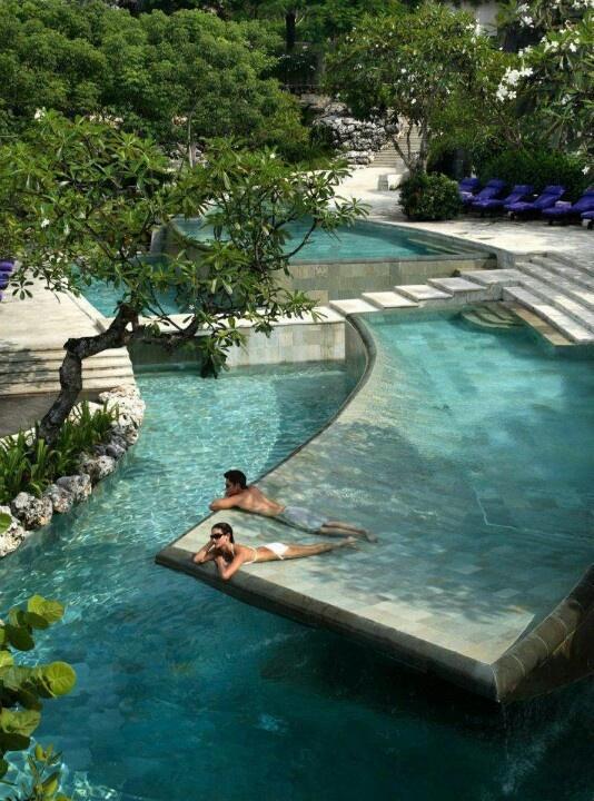 30 piscines de rêve