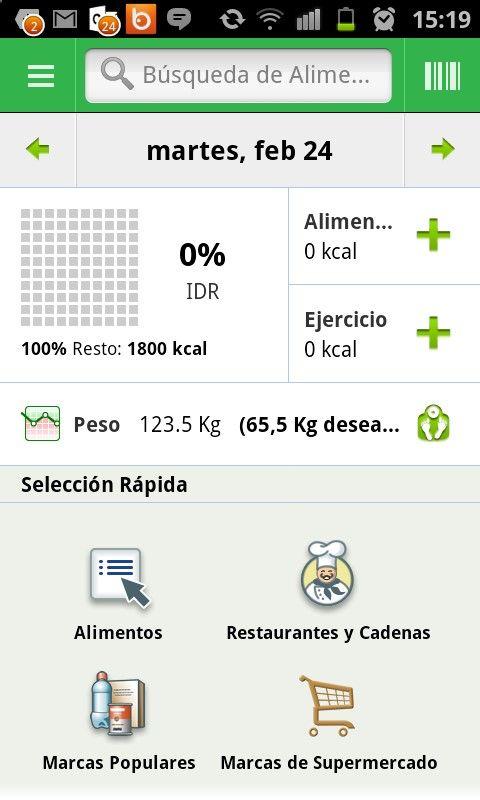 Adelgaza Con Susi: Las mejores App para hacer dieta de perdida de peso