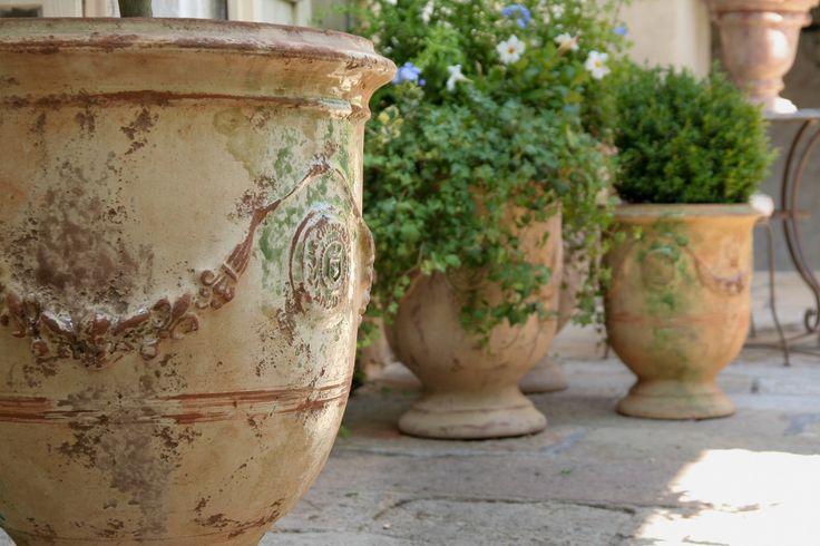 Anduze Vase Antica, http://www.lecedrerouge.com